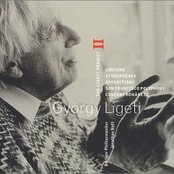 The Ligeti Project II: Lontano / Atmosphères / Apparitions / San Francisco Polyphony / Concert românesc (Berliner Philharmoniker/Jonathan Nott)