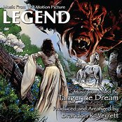 Legend - Music From The Motion Picture composed by Tangerine Dream