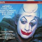 Pagliacci (Coro & Orchestra del Theatro alla Scala feat. conductor: George Petrês, tenor: Plácido Domingo, soprano: Teresa Stratas)