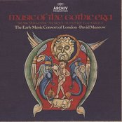Music of the Gothic Era (Early Music Consort of London feat. conductor: David Munrow)