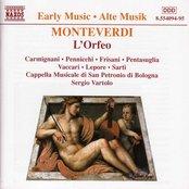 Monteverdi: Orfeo (L')