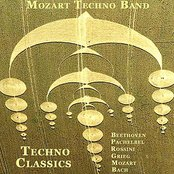 Techno Classics: Beethoven  - Pachelbel - Rossini - Grieg - Mozart - Bach