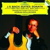 J.S. Bach: Transcriptions for Guitar Solo