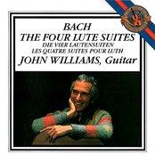 The Four Lute Suites (feat. guitar: John Williams)