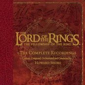 The Lord of the Rings: The Fellowship of the Ring (The Complete Recordings) (CD 2)