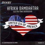 United DJs Of America Vol13 - Electro Funk Breakdown