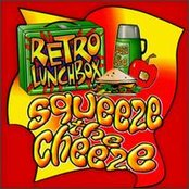 Retro Lunchbox - Squeeze the Cheese