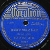 Business Woman Blues / Gamblin' Jinx Blues