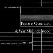 Peace is Overrated and War Misunderstood
