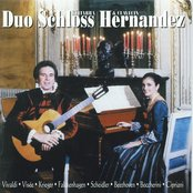 Duo Schloss-Henrandez, Guitarra y Clavencin