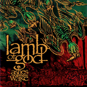 album Ashes Of The Wake by Lamb of God