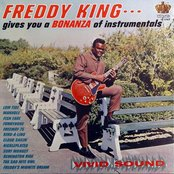 Freddy King Gives You a Bonanza of Instrumentals