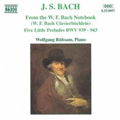 BACH, J.S.: From the W. F. Bach Notebook / 5 Little Preludes