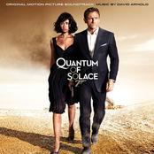 album Quantum Of Solace: Original Motion Picture Soundtrack by David Arnold