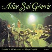 Adios Sui Generis Vol.I