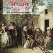 The String Quartets Dedicated To Haydn - Volume 3 K.464, 465