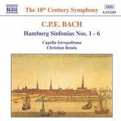 BACH, C.P.E.: Hamburg Sinfonias Nos. 1- 6, Wq. 182