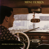 album Double Nickels on the Dime by Minutemen