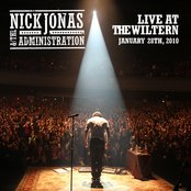 Nick Jonas & The Administration Live at the Wiltern January 28th, 2010
