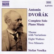 DVORAK: Theme with Variations, Op. 36 / Waltzes, Op. 54
