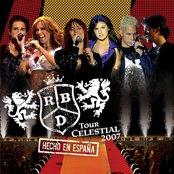 R.B.D.: Tour Celestial 2007 Hecho en España