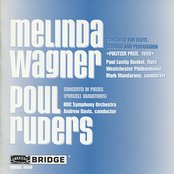 Concertos of Melinda Wagner and Poul Ruders