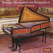 Baroque Masterpieces for Harpsicord