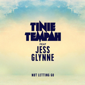 Cover artwork for Not Letting Go (feat. Jess Glynne)