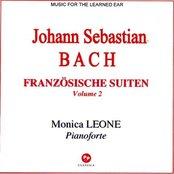 Johann Sebastian BACH: FRANZÖSISCHE SUITEN Vol.2