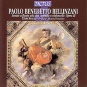 Paolo Benedetto Bellinzani - Sonate a flauto solo - Opera III