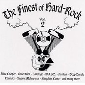 The Finest of Hard-Rock, Volume 2