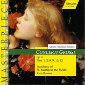 Concerto Grosso op. 6 - George Frederic Handel