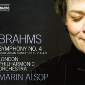 Brahms: Symphony No. 4 / Hungarian Dances Nos. 2, 4-9