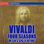"""Vivaldi Four Seasons - Violin Concertos RV 526 """"Il ritiro"""" & RV 524"""