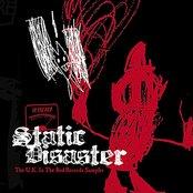 Static Disaster - UK In The Red Sampler