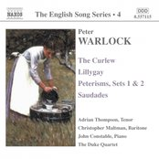 WARLOCK: The Curlew / Lillygay / Peterisms / Saudades