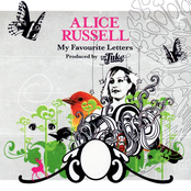 album My Favourite Letters by Alice Russell