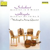 Schubert: Quartet in A minor - Haydn: Quartet Op. 76 No. 5