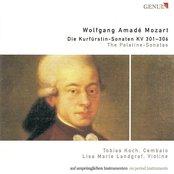 Mozart, W.A.: Violin Sonatas Nos. 18, 19, 20, 21, 22, 23 and 29
