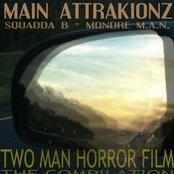 Two Man Horror Film