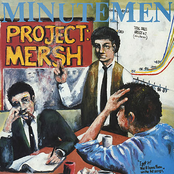 album Project: Mersh by Minutemen