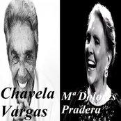 Chavela Vargas y María Dolores Pradera