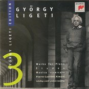 Ligeti: Works for Piano and Cembalo
