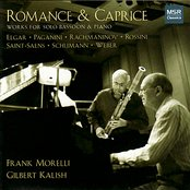 Romance & Caprice: Works for Solo Bassoon & Piano