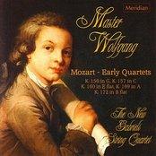 Mozart: Early Quartets