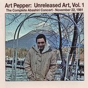 Art Pepper: Unreleased Art, Vol. 1 (Vol 1 is a 2 CD set)
