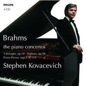 Brahms: Pièces piano