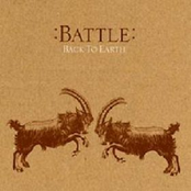 album Back To Earth by Battle