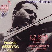 Bach: Violin Concerto No. 2, Partita No. 2, Sonata No. 3