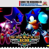 Sonic the Hedgehog CD Original Soundtrack 20th Anniversary Edition